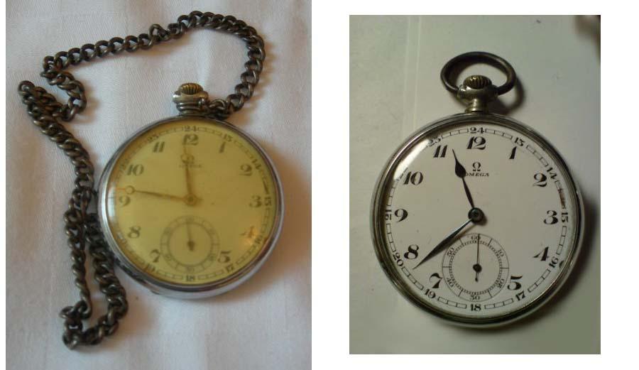 Реставрация старых наручных часов своими руками 57